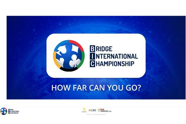 BIC: Bridge International Championship 2020